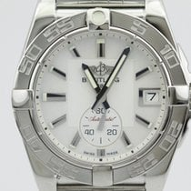 Breitling Galactic 36 Automatic A37330 Mother Of Pearl On...