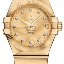 Omega Constellation Co-Axial Automatic 35mm 123.50.35.20.58.001