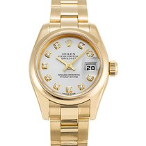 Rolex Watch Datejust Lady 179168