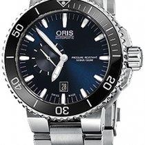 Oris Aquis Men's Watch 01 743 7673 4135-07 8 26 01PEB