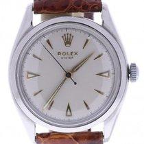 Rolex Oyster Mechanical-hand-wind Mens Watch 6022 (certified...