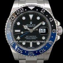 "Rolex Gmt-master Ii Réf.116710blnr Dite ""batman"""