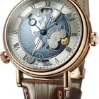 Breguet Classique Hora Mundi Automatic Silver Dial Mens Watch