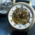 Epos Emotion Skeleton Gold-plated Automatic