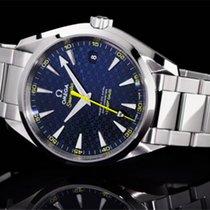 Omega Seamaster Aqua Terra James Bond 007 Spectre