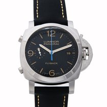 Panerai Luminor 1950 3 Days Chrono Flyback NEU mit B+P