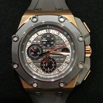 Audemars Piguet Royal Oak Offshore Michael Schumacher Rosegold