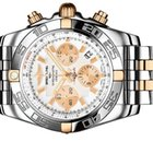 Breitling Chronomat 44 Steel and Gold