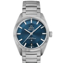 Omega 13030392103001 Constellation Globemaster 39 Blue Men's