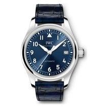 IWC IW324008 Pilots Automatic 36mm Blue Dial