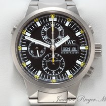 IWC GST Titan Chronograph Rattrapante IW3715 Automatik