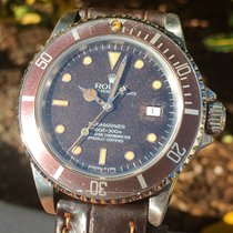 Rolex Submariner Tropical Brown Dial & Insert Untouched