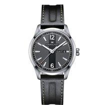 Hamilton Men's H43311735 Broadway Day date Quartz Watch