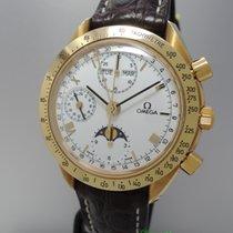 Omega Speedmaster Chronograph Vollkalender Moonphase 1750034 ...