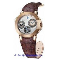 Harry Winston Project Opus Tourbillon World Time 400-MATTZ45RL-WA