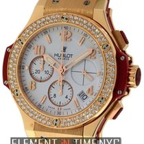 Hublot Big Bang Tutti Frutti Saint Valentine 18k Rose Gold...