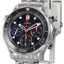 Omega Diver Seamaster 300M Chrono, Ref. 212.30.42.50.01.001