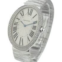 Cartier Baignoire Large Size in White Gold