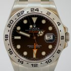 Rolex Explorer II  LC 100 5.445,38 Euro NETTO EXPORT OUT OF EU