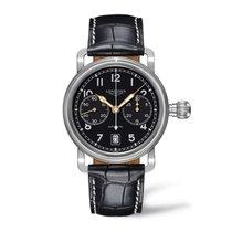 Longines Men's L27834532Heritage Avigation Oversize Watch
