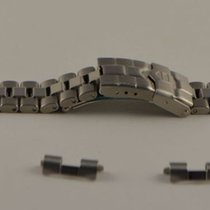 TAG Heuer Professional 2000 Stahl Armband 15mm Top Zustand