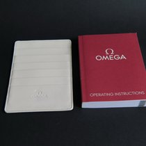 Omega Operating Instructions Booklet + Creditcard Holder