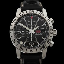 Chopard Mille Miglia GMT Chronograph Stainless Steel Gents...