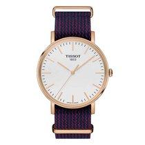 Tissot Men's T1094103803100 Everytime Watch
