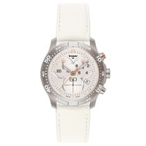 Traser H3 Ladytime Silver Chronograph Damenuhr T7392.V5H.G1A.0...
