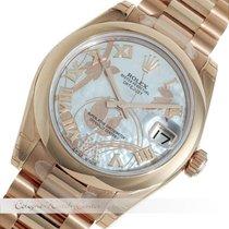 Rolex Datejust Rosegold 178245F VERKLEBT