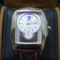 Breitling for Bentley Flying B Jumping Hour Palladium