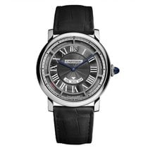 Cartier Rotonde Automatic Mens Watch Ref WHRO0003