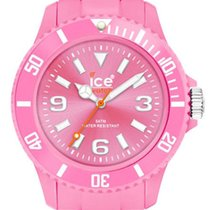 Ice Watch Classic Unisex Solid Polyamide Unisex Pink Watch...