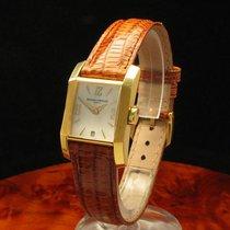 Baume & Mercier Diamant S 18kt 750 Gold Damenuhr Inkl. Box...