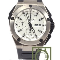 IWC Ingenieur Double Chronograph Titanium 45mm NEW