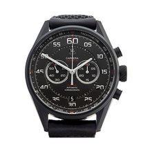 TAG Heuer Grand Carrera Flyback Chronograph PVD Coated...