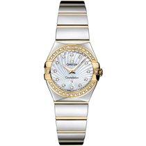 Omega Constellation 12325246055008 Watch
