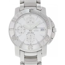 Baume & Mercier Capeland Chronograph Stainless Steel 65366