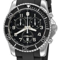 Victorinox Swiss Army Maverick GS Quartz Chronograph Steel...