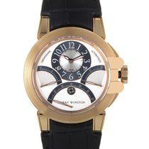 Harry Winston Ocean Triple Retrograde Chronograph OCEACT44RR001