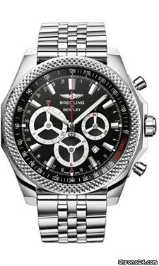 Breitling Bentley Barnato Racing Stainless Steel