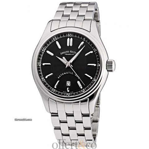 Armand Nicolet M02 Date Automatik 9140A-NR-M9140