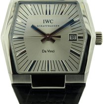 IWC Vintage Da Vinci Platinum Automatic Watch IW546105