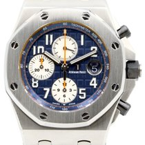 Audemars Piguet 26470ST.OO.A027CA.01 Royal Oak Offshore Navy...
