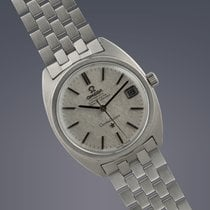 Omega Constellation steel automatic
