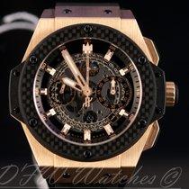 Hublot Unico King Gold Carbon 701.OQ.0180.RX MINT