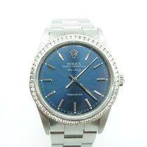Rolex Airking Precision 36mm Diamonds Bezel Stainless Steel