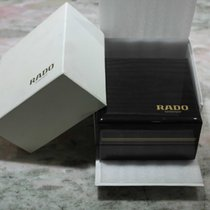 Rado vintage wooden watch box newoldstock