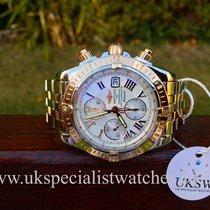 Breitling Chronomat Evolution Steel & 18ct Rose Gold – C13356