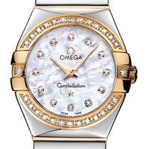 Omega Constellation Polished 27mm 123.25.27.60.55.007